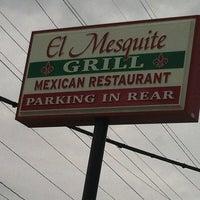 Photo taken at El Mesquite Grill by superJennifer on 2/24/2012