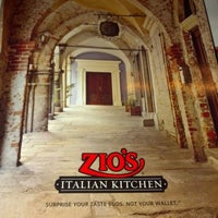 photo taken at zio39s italian kitchen by james w on - Zios Italian Kitchen