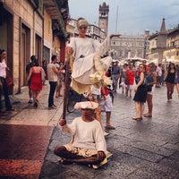 Снимок сделан в Verona пользователем Zehra M. Ç. 8/30/2012