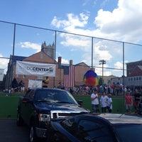 Photo taken at Stonewall Kickball by Jimmy P. on 6/3/2012