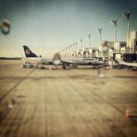Photo taken at Terminal 2 by Arne H. on 8/20/2012