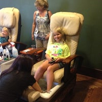 Photo taken at Serendipity Day Spa by Cara K. on 6/28/2012