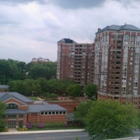 Photo taken at Bethesda North Marriott Hotel & Conference Center by Carlos A. on 5/5/2012