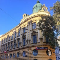 Photo taken at Sparkassaplatz by Felipe B. on 9/11/2012