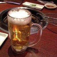 Photo taken at 炭火焼肉 のて 豊中庄内店 by hirowtjp on 3/3/2012