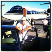 Photo taken at Van Nuys Airport (VNY) by Kent S. on 8/6/2012