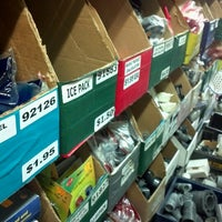 Photo taken at Active Surplus by Oliver H. on 8/18/2012