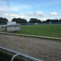 Photo taken at Henlow Dog Stadium by David R. on 8/4/2012