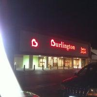 Photo taken at Burlington Coat Factory by Carol R. on 4/17/2012