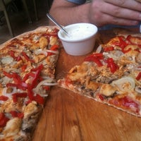 Photo taken at Pizzeria Wenecja by Mateusz J. on 7/19/2012