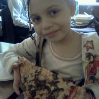 Photo taken at DiMeo's Pizza by Amy D. on 5/21/2012