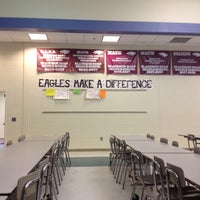 Photo taken at Blackmon Road Middle School by Damiso A. on 2/13/2012