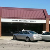 Photo taken at US Post Office by Dave P. on 4/9/2012
