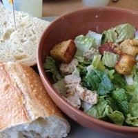 Photo taken at Panera Bread by Ashley V. on 8/10/2012