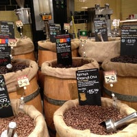 Photo taken at Whole Foods Market by Jackie L. on 3/7/2012