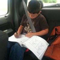 Photo taken at Whitney Elementary School by Ashley T. on 5/31/2012