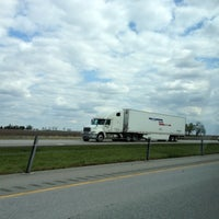 Photo taken at I-35 by Travis A. on 4/22/2012
