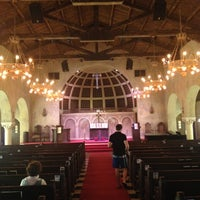 Photo taken at Coral Gables Congregational Church by Christian M. on 4/22/2012