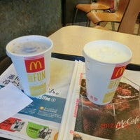 Photo taken at マクドナルド 鶴間マルシェ店 by Hiro on 8/15/2012