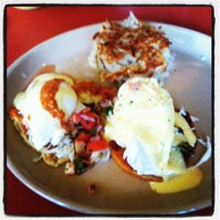 Photo taken at Snooze by Timbo J. on 8/8/2012