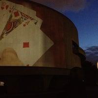 Photo taken at Song 1 At The Hirshhorn (#DougAitken) by Matthew S. on 5/21/2012