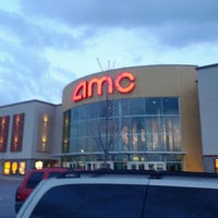 Photo taken at AMC Castleton Square 14 by Michael S. on 3/30/2012