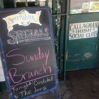 Photo taken at Callaghan's Irish Social Club by Johnny G. on 7/22/2012