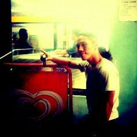Photo taken at Ministop by Jun F. on 2/18/2012
