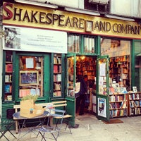 Photo prise au Shakespeare & Company par Michael C. le6/20/2012