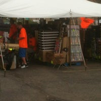 Photo taken at Big fireworks Tent by Paul S. on 6/29/2012