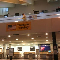 Photo taken at Duluth International Airport (DLH) by Rand F. on 5/24/2012