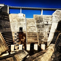 Photo taken at Hinze Dam by Nick H. on 9/1/2012