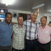 Photo taken at Bar Brama Valinhos by Claiton S. on 8/25/2012
