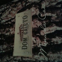 Снимок сделан в Dom Galeto Grill e Choperia пользователем Barbara P. 8/3/2012