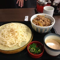 Photo taken at なか卯 船場中央大通店 by nobu-s on 6/20/2012