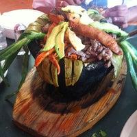 7/2/2012 tarihinde Ale F.ziyaretçi tarafından Tacos Xotepingo'de çekilen fotoğraf