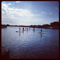 Photo taken at Crisp Park by SUP & Body-Weight T. on 6/9/2012
