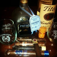 Photo taken at Tobacco Leaf by Antoine C. on 8/10/2012
