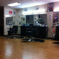 Photo taken at Friendly Barbers by Alfred C. on 3/31/2012