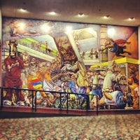 Photo taken at Rainbow Cinema Woodbine by Ashton P. on 8/15/2012