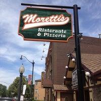 Photo taken at Moretti's Ristorante by Michelle A. on 7/22/2012