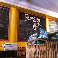 Photo taken at Paradise Cafe by Steve M. on 4/21/2012