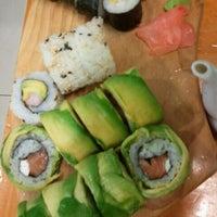 Photo taken at Sushihana by Romita R. on 6/28/2012