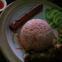 Photo taken at Afhy Tea Milk & Food by Peerasak C. on 3/16/2012