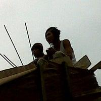 Photo taken at Bintaro Sektor I by Satu P. on 4/5/2012