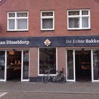 Photo taken at Bakkerij Van Disseldorp by Jurgen on 7/28/2012