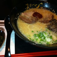 Photo taken at Ramen Tei by Nongmina l. on 9/4/2012