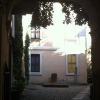 Photo taken at Palazzo Penotti Ubertini by Luca C. on 3/20/2012
