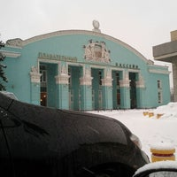 Photo taken at Спортивный плавательный комплекс ЦСКА by WhereisGeo on 3/25/2012