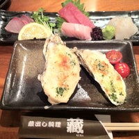 Photo taken at 蔵出し料理 藏 by Sdeeplook on 3/9/2012